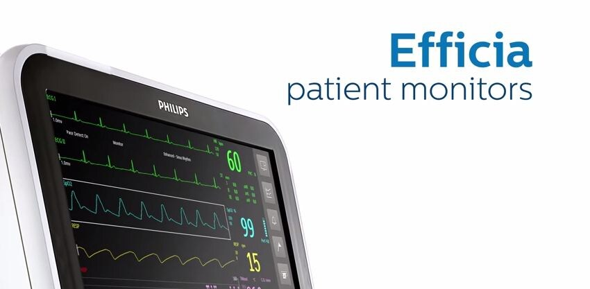 Philips Efficia Video Patient Monitoring Systems