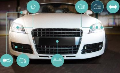Fanali auto philips automotive lighting