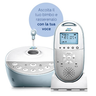 Baby monitor audio Philips Avent