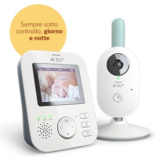 Baby monitor video Philips Avent