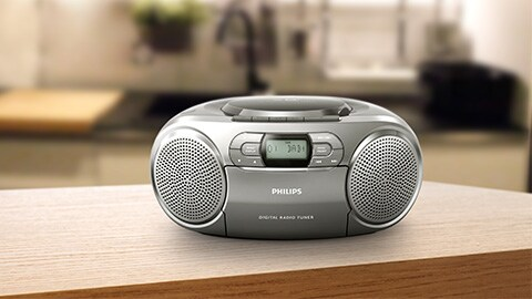 Lettore CD, boombox Philips