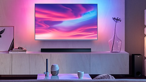 Soundbar Philips Dolby Atmos