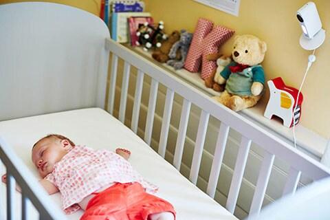 Camerette Per Neonati Rosa : La cameretta uno spazio di benessere per il neonato philips