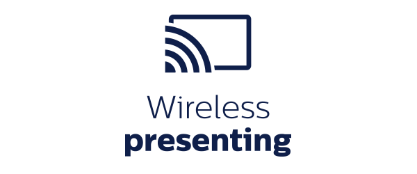 presentazioni wireless - tecnologia per sale conferenze
