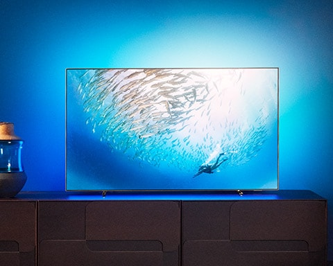 Smart TV Philips OLED 4K UHD